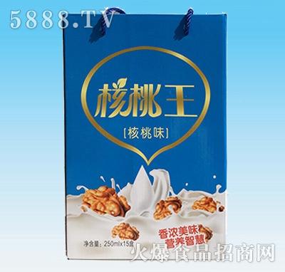 250mlX15禾子园核桃王蓝礼盒