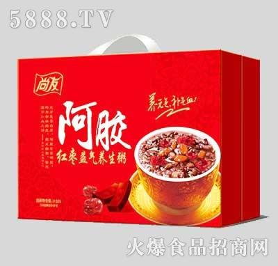 尚友阿胶红枣养生粥箱装