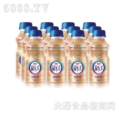 山姆菌乐多乳酸菌饮品330mlx12瓶