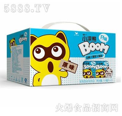 统一小浣熊原味125mlx20盒