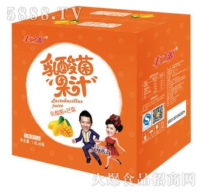 起跑线乳酸菌+芒果果汁1.8Lx5瓶