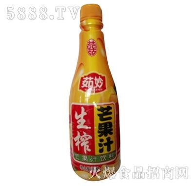1.25L茹妙芒果汁