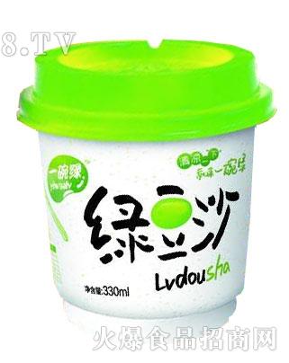 一碗绿绿豆沙330ml