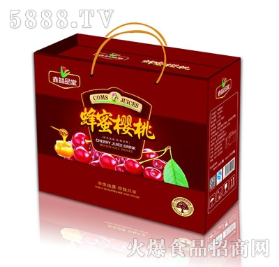 鑫益品堂蜂蜜樱桃(礼盒)