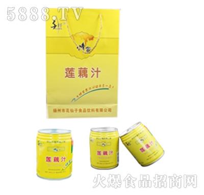 千�w蜂蜜�藕汁240ML