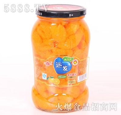 850g蜜桔罐头