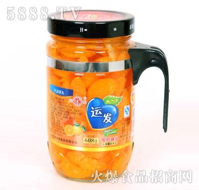 608g蜜桔罐头