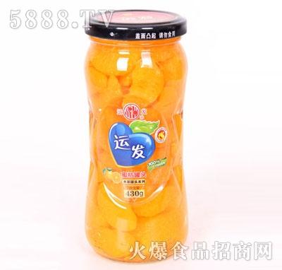 430g蜜桔罐头