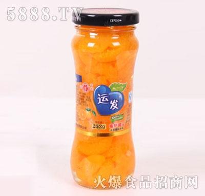 252g蜜桔罐头