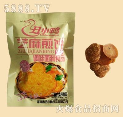 丑小鸭芝麻煎饼鲜奶味30g