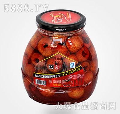 980克山楂水果罐头