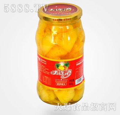 868克菠萝水果罐头