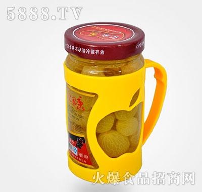 468克山楂水果罐头