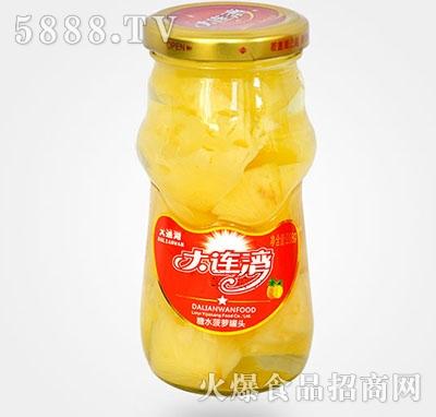 288克菠萝水果罐头