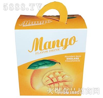 芒果果冻258g产品图