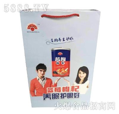金初元蓝莓枸杞八宝粥手提礼盒