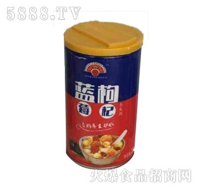 金初元蓝莓枸杞八宝粥罐