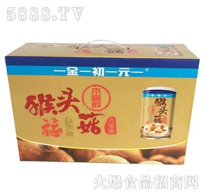 金初元猴头菇八宝粥