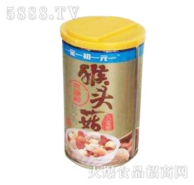 金初元猴头菇八宝粥罐