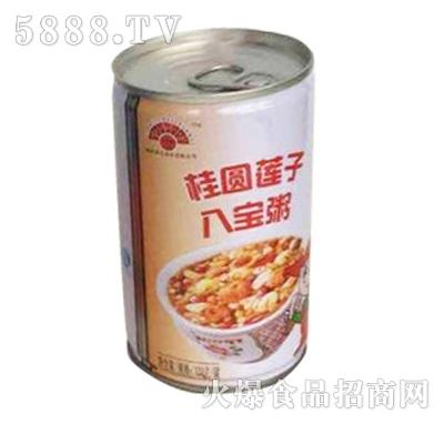 金初元桂圆莲子八宝粥罐