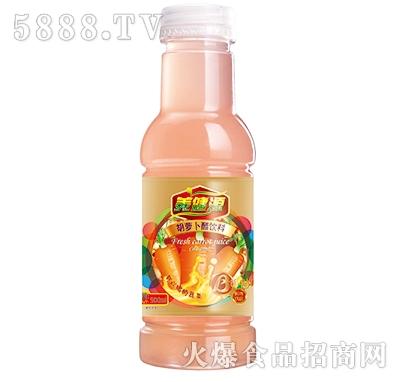 美健源胡萝卜醋500ml