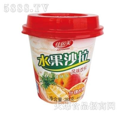 佳因美285克水果沙拉什锦水果味产品图