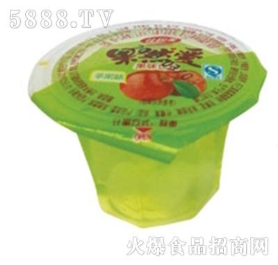 佳因美果然爱八角杯苹果味
