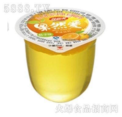 佳因美果然爱苹果杯橘子味产品图