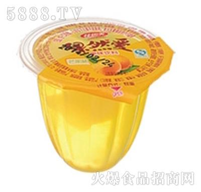 佳因美果然爱西瓜杯芒果味产品图