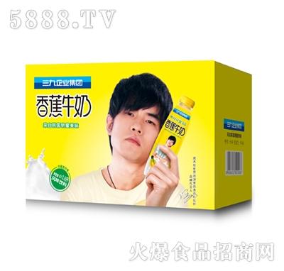 三九香蕉牛奶宴会装6X1.5升