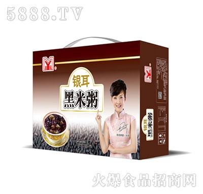 蜜园银耳黑米粥箱