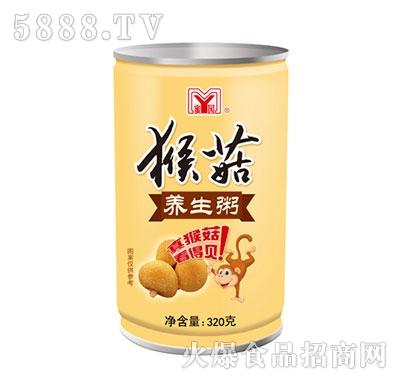 蜜园猴菇养生粥罐装320g