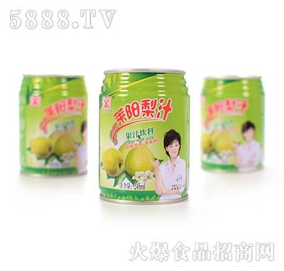 蜜园莱阳梨汁果汁饮料245ml