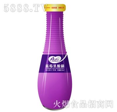 真心蓝莓乳酸菌858ml