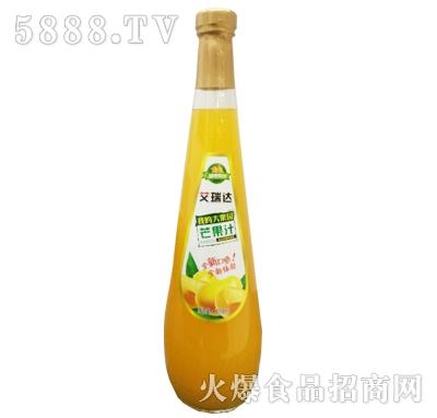 艾瑞达我的大果园芒果汁1058ml