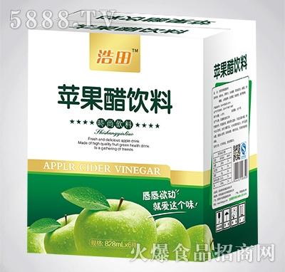 浩田828苹果醋纸盒