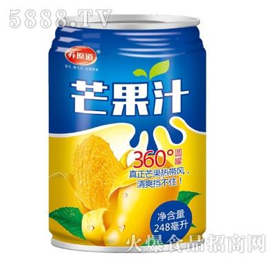 养原道芒果汁248ml