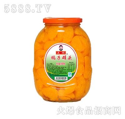 晨辉568桔子罐头