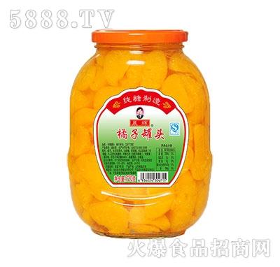 晨辉720桔子罐头