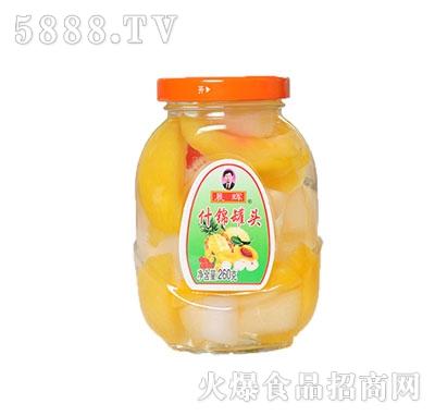 晨辉260g什锦罐头