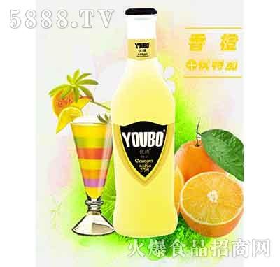 鸡尾酒香橙味275ml产品图