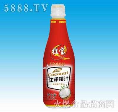 樵宝生榨椰汁1.25l
