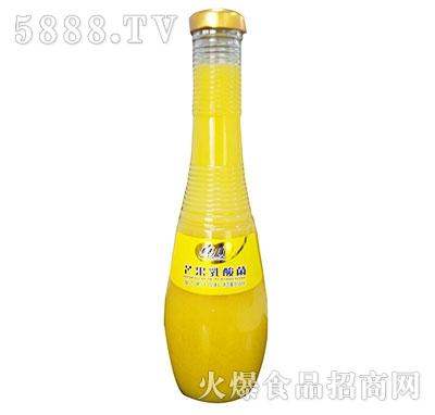 真心芒果乳酸菌饮料858ml