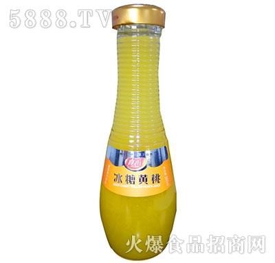 真心冰糖黄桃果汁858ml