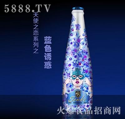 蓝色诱惑气泡酒350ml