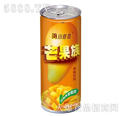 240ml川府雪芒果族果味饮料