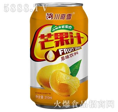 310ml川府雪芒果汁