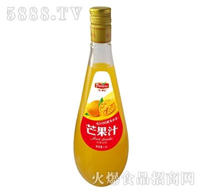 千屿芒果汁