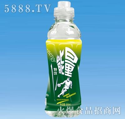 红乐能量特饮运动饮料(绿)550ml×15 瓶