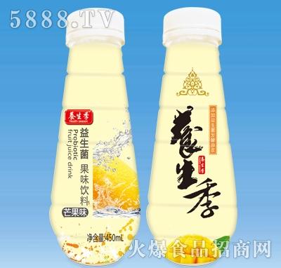 养生季益生菌果味饮料芒果味450ml